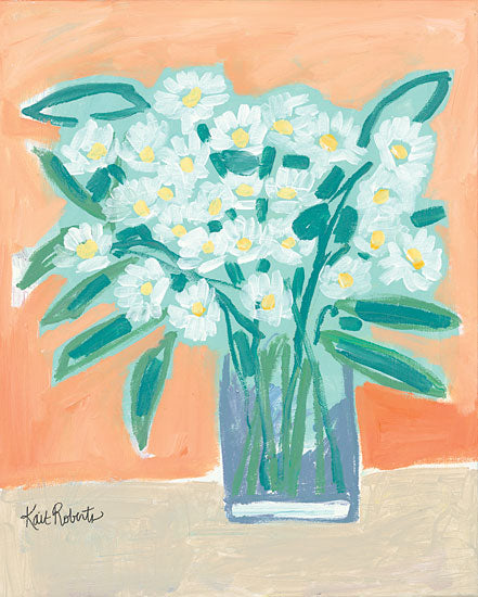 Kait Roberts KR349 - KR349 - Flowers Tell Me Secrets - 12x16 Still Life, Flowers, Vase from Penny Lane