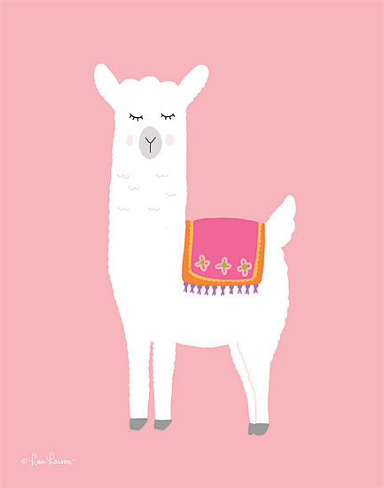 Lisa Larson LAR377 - I Llama You III  Llama, Festive, Spanish, Babies from Penny Lane