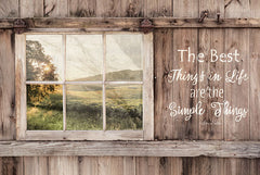 LD1259 - The Simple Things - 18x12