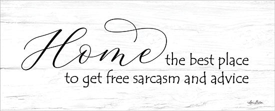 Lori Deiter LD1301 - Free Sarcasm Home, Sarcasm, Advice, Calligraphy, Signs from Penny Lane
