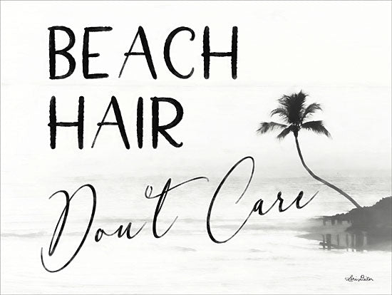 Lori Deiter LD1317 - Beach Hair, Don't Care Beach, Hair, Humor, Palm Tree, Signs from Penny Lane