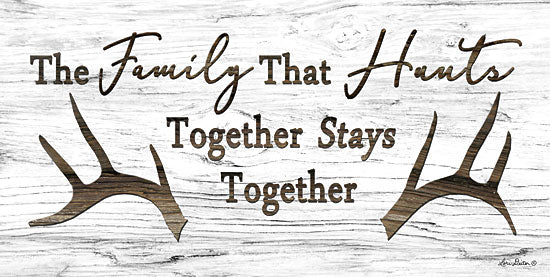 Lori Deiter LD1346 - Hunting Family Family, Hunt, Hunting, Antlers, Lodge from Penny Lane