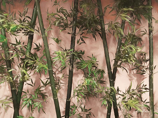Lori Deiter LD1446 - Bamboo on Blush Bamboo, Tropical from Penny Lane