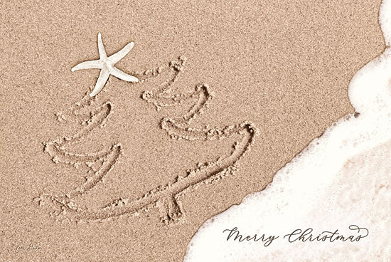 Lori Deiter LD1449 - Beach Christmas Holidays, Coastal Christmas, Sand, Christmas Tree from Penny Lane