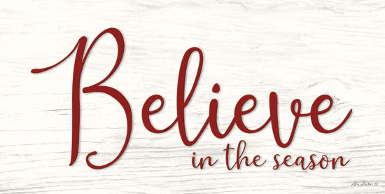 Lori Deiter LD1480 - Believe in the Season Believe in the Season, Calligraphy, Holidays, Signs from Penny Lane