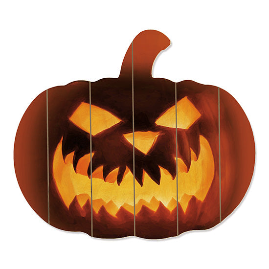 Lori Deiter LD1499PUMP - Scary Jack O'lantern Scary, Halloween, Pumpkin, Jack O'lantern from Penny Lane
