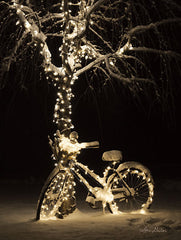 LD1683GP - Snowy Bicycle