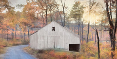 LD1882 - Fall at the Barn - 18x9