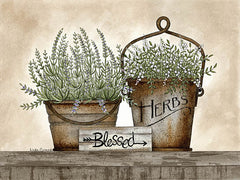 LS1673 - Blessed Herbs - 16x12