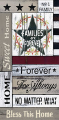 LS1682 - Families are Forever - 9x18