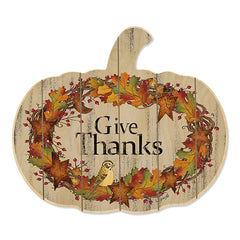 LS1721PUMP - Give Thanks Wreath