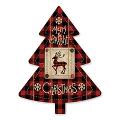 LS1729TREE - Plaid Christmas