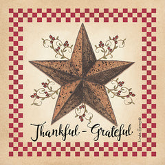 LS1765 - Thankful Grateful Barnstar - 12x12