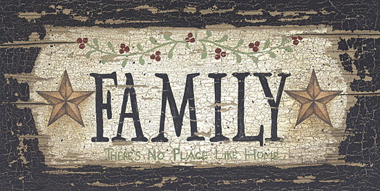 Linda Spivey LS879 - Family - Family, Barn Stars, Berries, Sign from Penny Lane Publishing