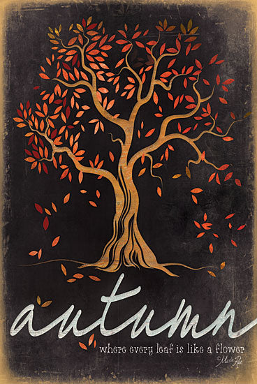Marla Rae MA2011GP - Autumn - Autumn, Tree, Leaves from Penny Lane Publishing