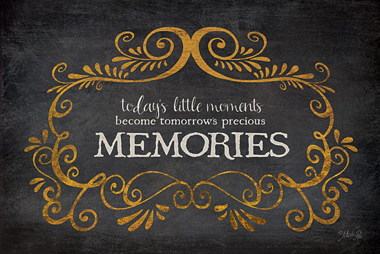 Marla Rae MA2149GP - Precious Memories - Memories, Motivating, Typography from Penny Lane Publishing
