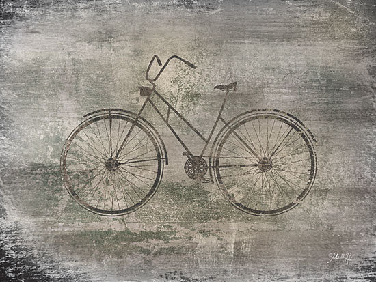 Marla Rae MA2166GP - Bicycle - Bicycle, Gray, Antique from Penny Lane Publishing