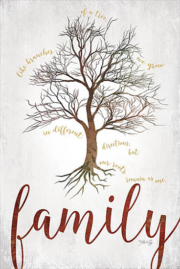 Marla Rae MA2302GP - Family Tree - Trees, Inspirational, Family from Penny Lane Publishing