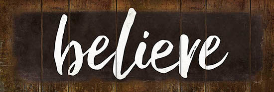 Marla Rae MA2305GP - Believe - Believe, Signs, Inspirational from Penny Lane Publishing