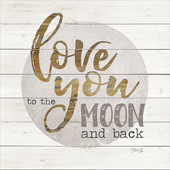 MA2397 - Love You to the Moon and Back - 12x12