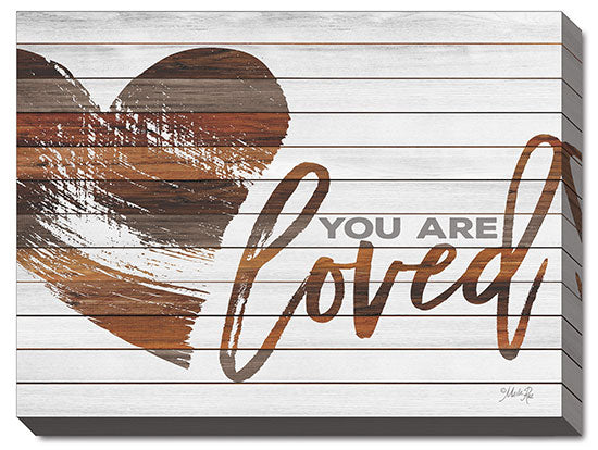 Marla Rae MA2410 - You Are Loved - Love, Decorative, Signs from Penny Lane Publishing