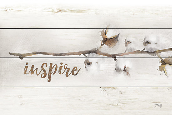 Marla Rae MA2447GP - Cotton Stems - Inspire - Cotton, Decorative, Nature, Inspirational from Penny Lane Publishing