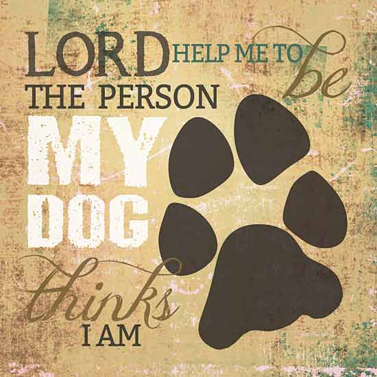 Marla Rae MA630 - My Dog - Dog, Paw Print, Prayer from Penny Lane Publishing