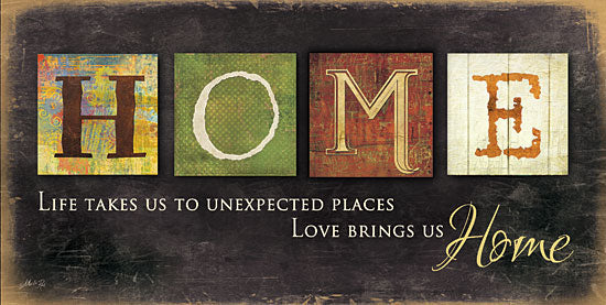 Marla Rae MA784 - Home - Love Brings Us - Home, Encouraging from Penny Lane Publishing