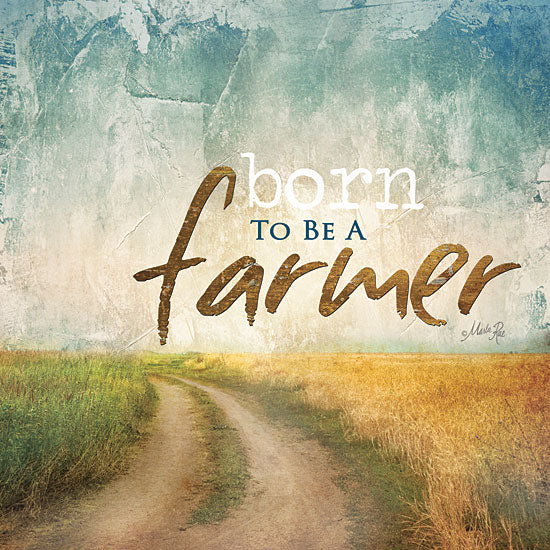 Marla Rae MA955 - Born to be a Farmer - Born, Farmer, Path from Penny Lane Publishing