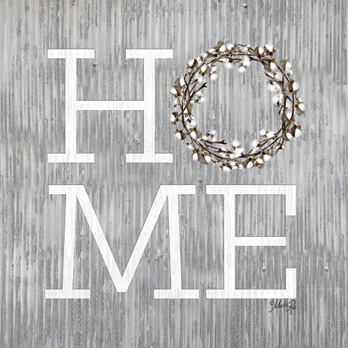 Marla Rae MAZ5012GP - Home  - Metal, Cotton, Home from Penny Lane Publishing