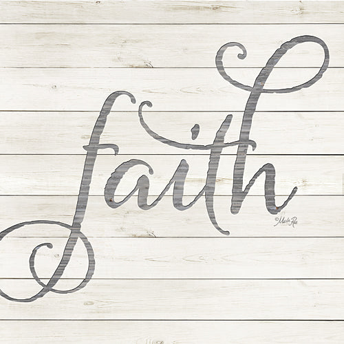 Marla Rae MAZ5040 - Simple Words - Faith - Calligraphy, Faith, Inspirational from Penny Lane Publishing