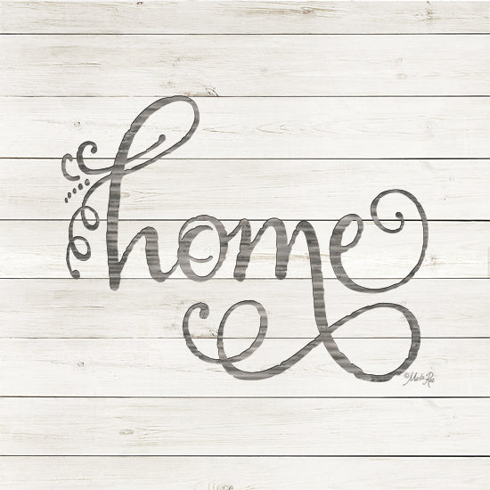 Marla Rae MAZ5043GP - Simple Words - Home - Home, Calligraphy, Signs from Penny Lane Publishing