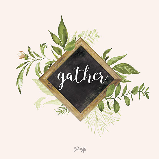 Marla Rae MAZ5066 - Gather Greenery - Greenery, Inspirational, Leaves from Penny Lane Publishing