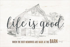 MAZ5161GP - Life is Good at the Barn