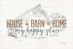 MAZ5163GP - House + Barn = Home