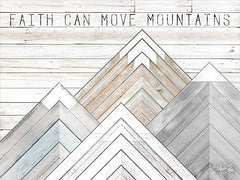 MAZ5174 - Faith Can Move Mountains - 16x12