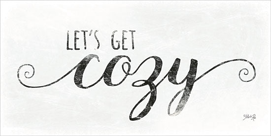 Marla Rae MAZ5239GP - Let's Get Cozy - Cozy, Calligraphy, Signs from Penny Lane Publishing