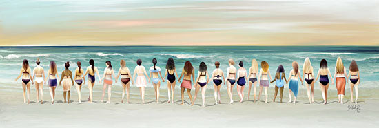 Marla Rae MAZ5297 - Beach Babes Figurative, Models, Swimming Suits, Beach, Coastline, Shore, Females  from Penny Lane