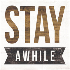 MAZ5434 - Stay Awhile - 12x12