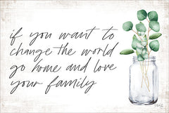 MAZ5516 - Love Your Family - 18x12