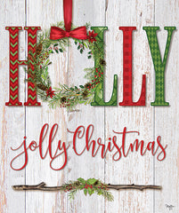 MOL2017 - Holly Jolly Christmas - 12x16