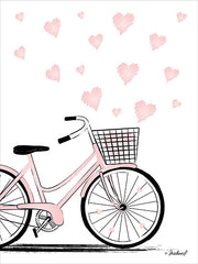PAV163 - Love Bike - 12x16