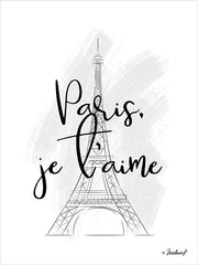 PAV172 - I Love Paris - 12x16