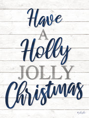 RAD1341 - Have a Holly Jolly Christmas - 12x16