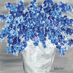 REAR224 - Blooming Blues - 12x12