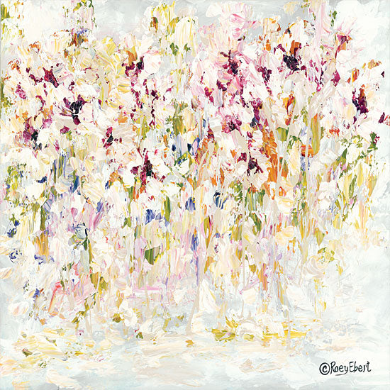 Roey Ebert REAR226 - The Colors Inside of Me Wildflowers, Field, Abstract from Penny Lane