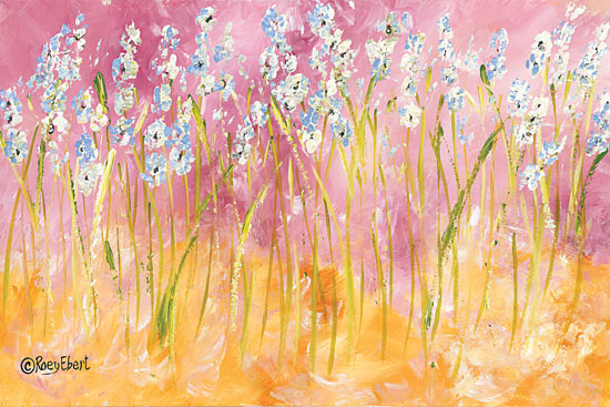 Roey Ebert REAR230 - It Feels Good to Be Alive Wildflowers, Field, Abstract from Penny Lane