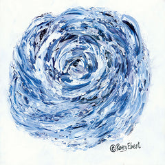 REAR239 - Blue Rose - 12x12