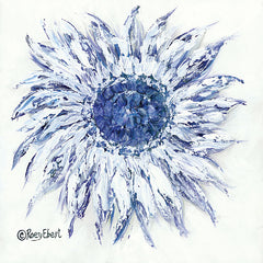 REAR240 - Blue Sunflower - 12x12