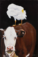 RED102 - Hereford and Goose - 12x18